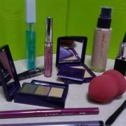 Как сделать макияж смоки айс видео